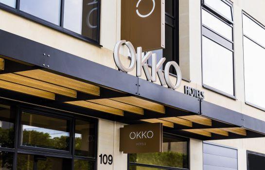 OKKO HOTELS PARIS RUEIL MALMAISON Rueil Malmaison Hotel Outdoor Area 1 774705