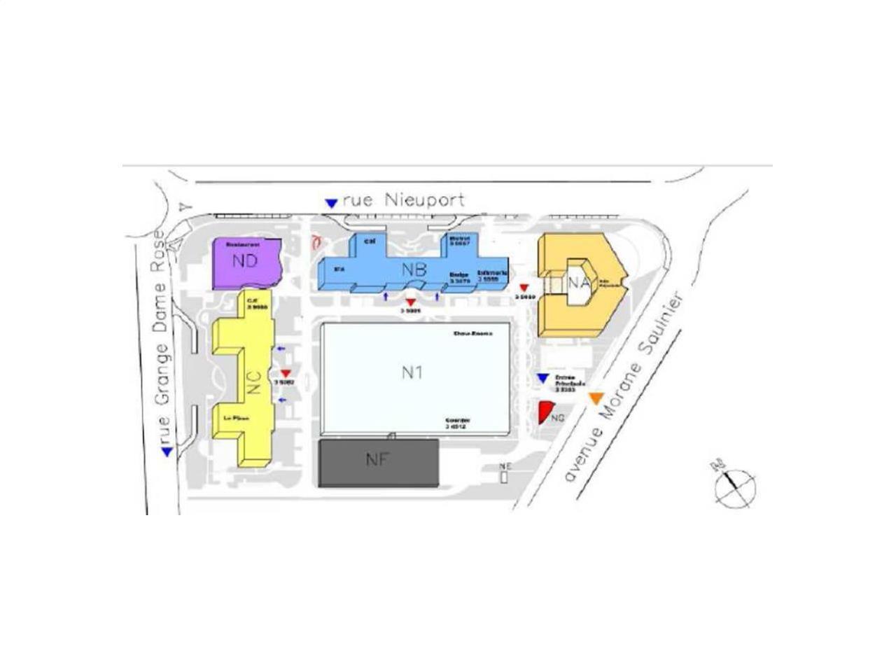Location Bureaux 16546