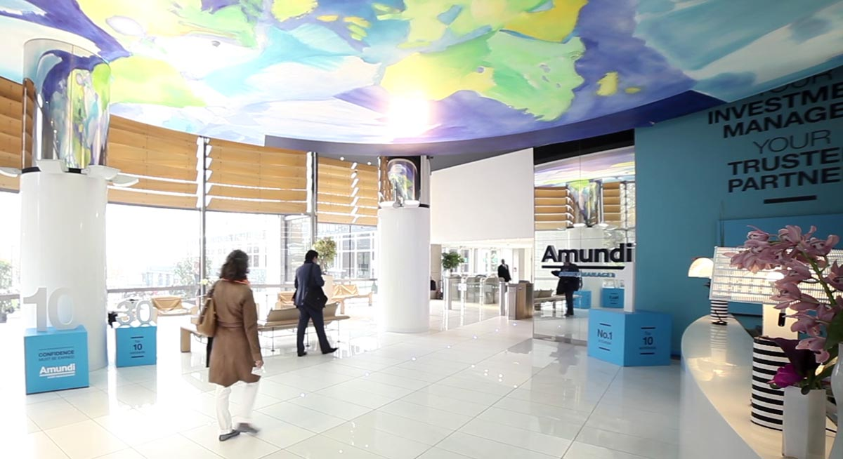Hall Dentree Amundi